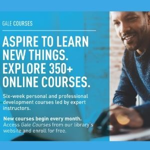 Gale Courses Aspire to Learn New Things Explore 350+ Online Courses