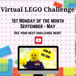 See your next virtural LEGO challenge.